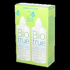 Biotrue MultiPack 2x 300 ml Biotrue + 2x Kontaktlinsenbehälter